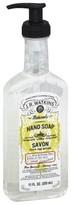 JR Watkins Aloe & Green Tea Scented Hand Soap 11 oz