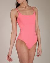 Karla Colletto Basic Shelf Bra Swimsuit