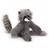 Jellycat Ricardo Raccoon Soft Toy