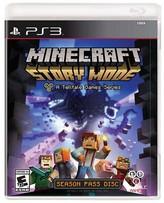 Sony Minecraft: Story Mode - Season Disc (PlayStation 3)