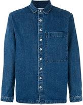 Sunnei denim shirt - men - Cotton - S