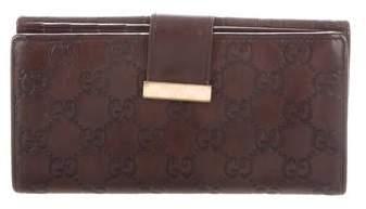 0fecd3b46853 Gucci Continental Wallet - ShopStyle