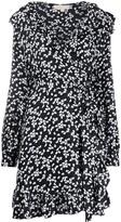 MICHAEL Michael Kors floral print wrap dress