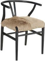 OKA Murciana Goat Hair Armchair