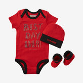 Nike Converse Outlined Chuck Three-Piece Infant Boys' Set