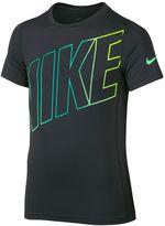 Nike Boys 8-20 Base Player Tee
