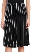 Lauren Ralph Lauren Petite A-Line Sweater Skirt