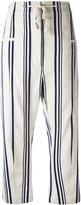 Joseph striped pants