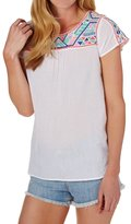 Joules Hermione Embroidered Top