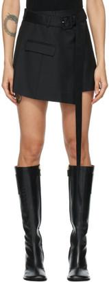 ANNA QUAN Black Nadia Skirt