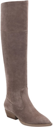 Marc Fisher Oshi Suede Over-The-Knee Boot