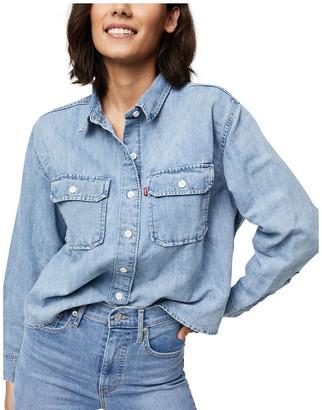 Levi's Olsen Utility Shirt Lt