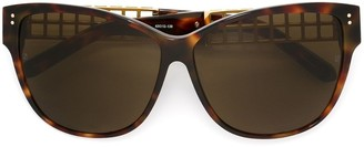 Linda Farrow '411' Sunglasses