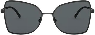 Chanel Butterfly Frame Sunglasses