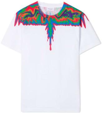 Marcelo Burlon County of Milan Wings-print T-shirt