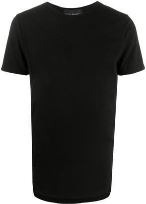 Yuiki Shimoji asymmetric hem T-shirt
