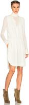 Etoile Isabel Marant Nicky Heavy Crepe Dress