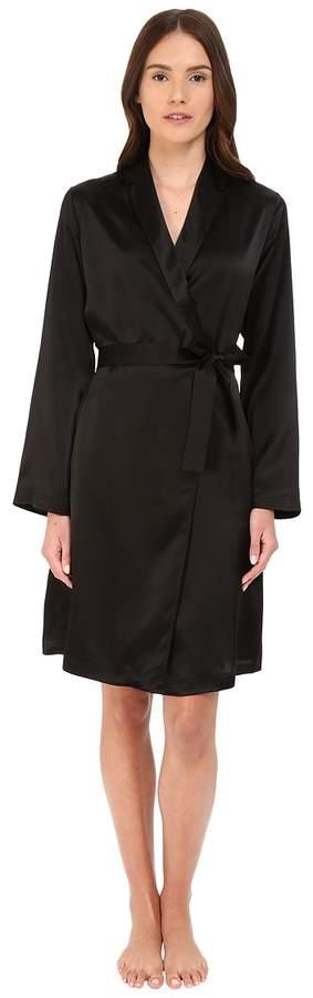 La Perla Silk Short Robe Women's Robe