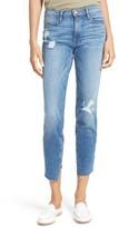 Frame Women's Le High Skinny Cascade Hem Jeans
