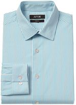 Apt. 9 Men's Slim-Fit Bright Striped Stretch Spread-Collar Dress Shirt