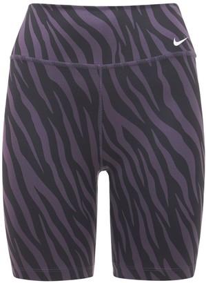 Nike Printed Bike Shorts