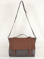 Johnny canvas satchel