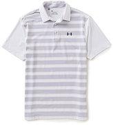 Under Armour Golf Flagstick Short-Sleeve Polo Shirt