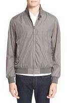 Moncler Men's 'Albert' Stripe Collar Jacket