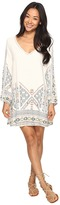 Roxy April Morning Long Sleeve Dress Women's Dress