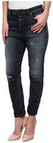Diesel Eazee Trousers 0844T in Denim