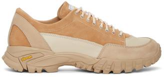Diemme Beige Possagno Sneakers