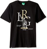Lrg Men's above the Crowds Tee