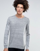 Minimum Davin Crew Melange Jumper