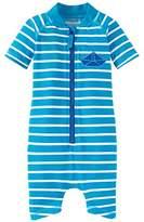 Schiesser Baby Boys' Aqua Jumpsuit Swimsuits,3-6 Months