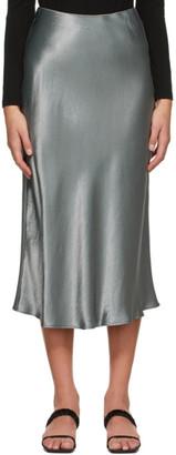 MAX MARA LEISURE Grey Alessio Skirt