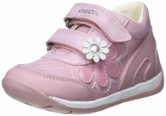 Geox Baby Girls' B Each G Low-Top Sneakers