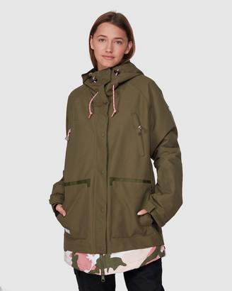 DC Womens Riji Snow Jacket