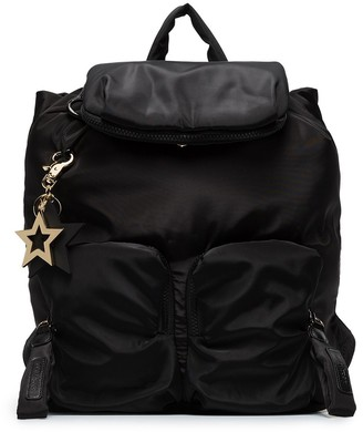 See by Chloe Zipped Pocket Backpack