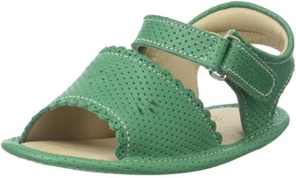 Elephantito Girls' Sandal w/Scallop-K