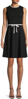 Tommy Hilfiger Sleeveless Mini Dress