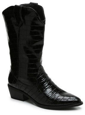 Madden-Girl Silverton Western Boot