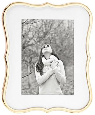 Kate Spade Crown Point 5 X7 Gold Frame