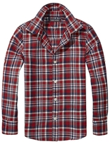 Tommy Hilfiger Th Kids Check Twill Shirt