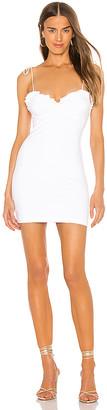 superdown Camile Tie Strap Mini Dress