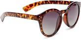 Sole Society Hardy oversize round sunglasses