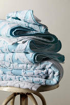 Anthropologie Woven Ombre Towel Collection