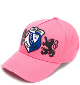 DSQUARED2 lion patch baseball cap
