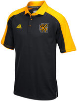 adidas Men's Kennesaw State Owls Sideline Polo Shirt