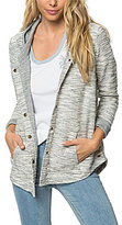 O'Neill Marcy Marled Hooded Knit Jacket