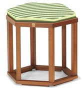 Jamie Durie Home Hex Stool